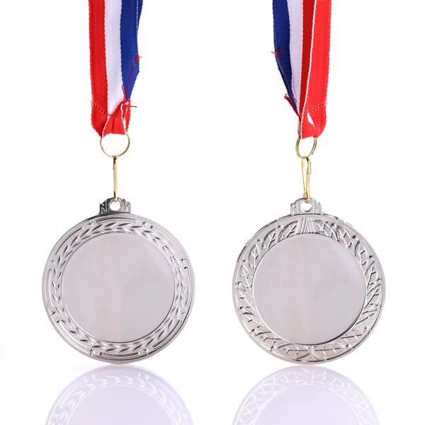 Dual Medal Awards & Recognition Medal AMD1008_SilverHD[1]